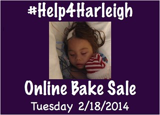 Help4Harleigh Bake Sale