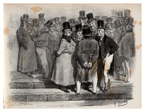 012-Linces-La Ménagerie parisienne, par Gustave Doré -1854- Fuente gallica.bnf.fr-BNF