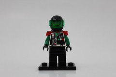 LEGO Space Police II Galactic Chief (6813)