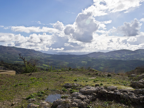 mountains travelling clouds landscape reisen day cloudy kreta wolken berge greece crete griechenland landschaft archanes idamountains idagebirge olympuse5 schreibtnix