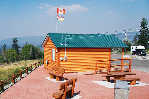 Alexis Creek Visitor Centre, Highway 20, Chilcotin, BC