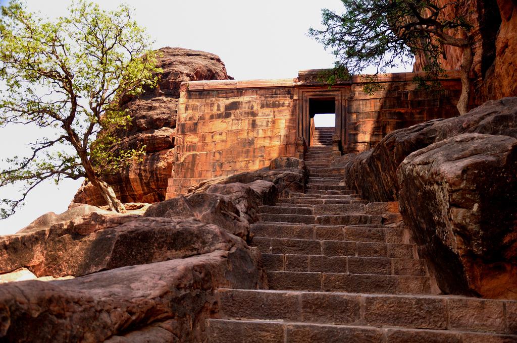 18. Templos cueva de Badami. Autor, Amit Rawat