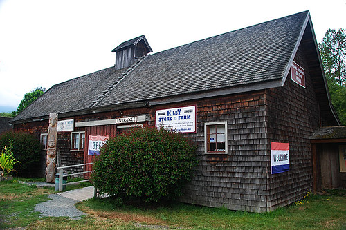 Heritage Kilby Farm Store, Harrison Mills, Fraser Valley, British Columbia