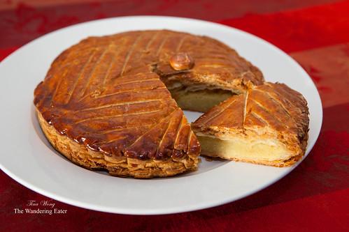 Maison Kayser's King Cake or Galettes Des Rois