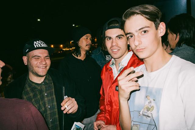 Scotty, Seu, Sagan, & Jacob