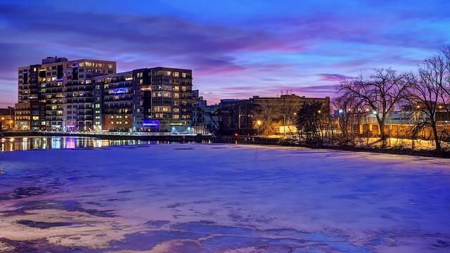 Twilight on the Milwaukee