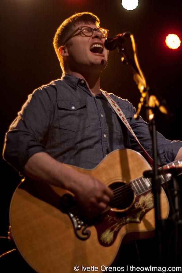 Colin Meloy @ Fonda Theatre, LA 1/16/14
