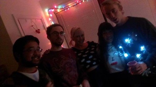 Ugly Xmas Sweater Party (Dec 19 2013)