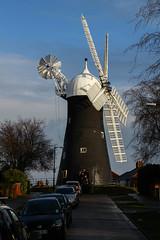 Holgate Windmill, January 2014 (1)