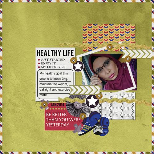 HealthyLife-web
