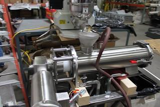 DEMACO Generation II Premixer Prototype Testing