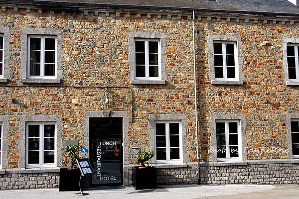 Hotel L'Ancien Hôpital 再見不如不見- Saint Hubert-20130921