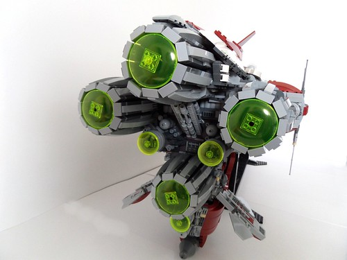 Zenith - Old Republic escort cruiser