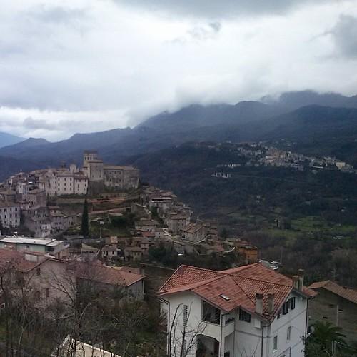 #Roviano #castello #Agosta #Arsoli #Lazio #valle #Aniene #Subiaco #photooftheday #Igers