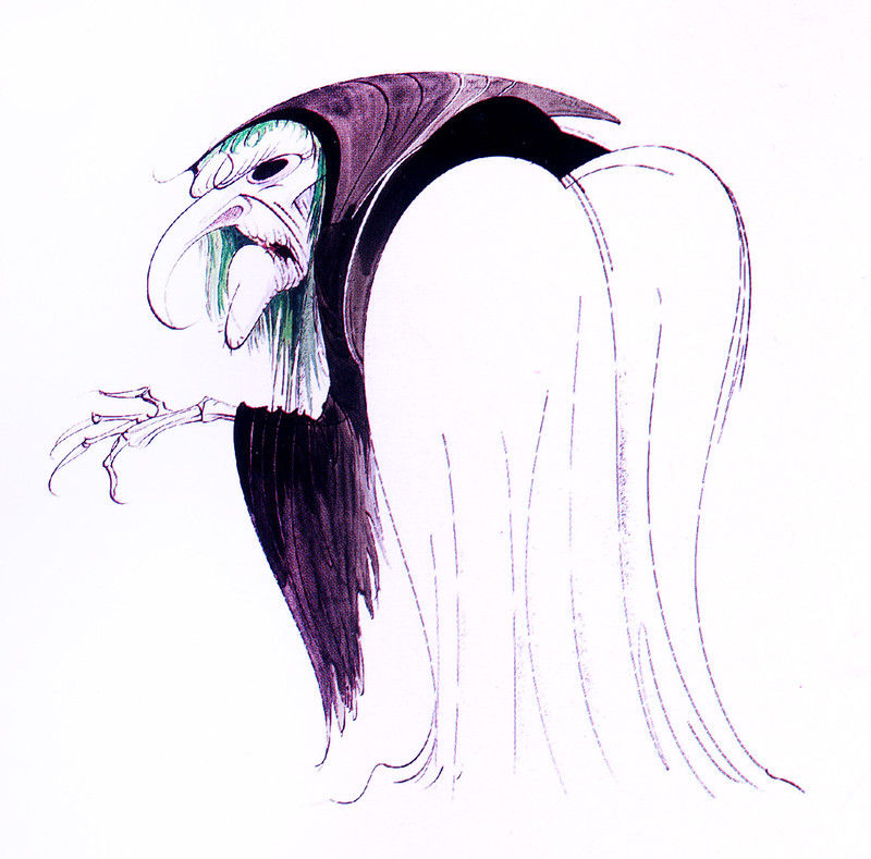 Gerald Scarfe - Hercules Conceptual Paintings 21