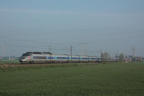 TGV SE N°071 / Bierne