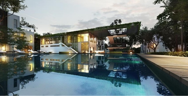 LakeFront Villa - Swimming Pool