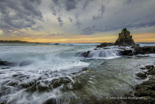 ocean morning water sunrise australia newsouthwales cathedralrocks nikond600 kiamadowns
