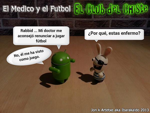 El medico y el futbol