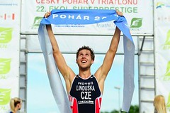 Frintová s Linduškou v Brně ovládli závod ČP v triatlonu