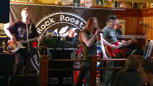 Rock Rooster