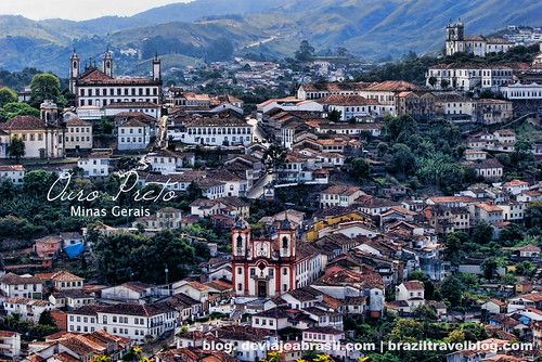 38 days to the World Cup: Ouro Preto