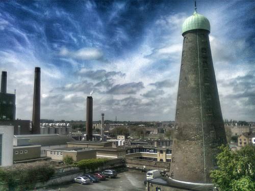St Patrick's tower Dublin
