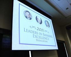 2013 Leaders in Banking Excellence