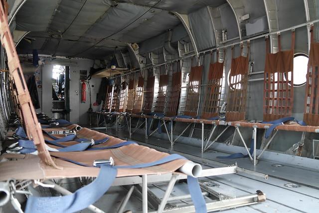 Frachtraum: Nord N-2501 Noratlas
