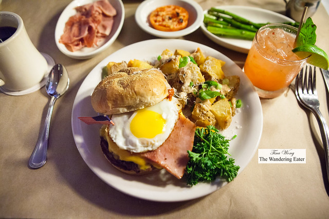Montana Breakfast Burger