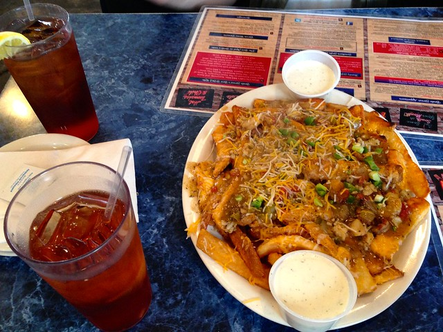 gumbo cheese fries