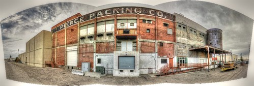 Google Street View - Pan-American Trek - Pierce Packing Company