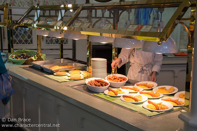 The Crystal Palace Restaurant