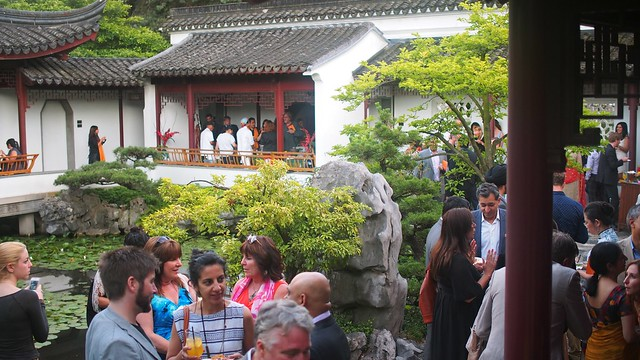 2014 Indian Summer Festival Opening Gala | Dr. Sun Yat-Sen Classical Chinese Garden @ Chinatown, Vancouver