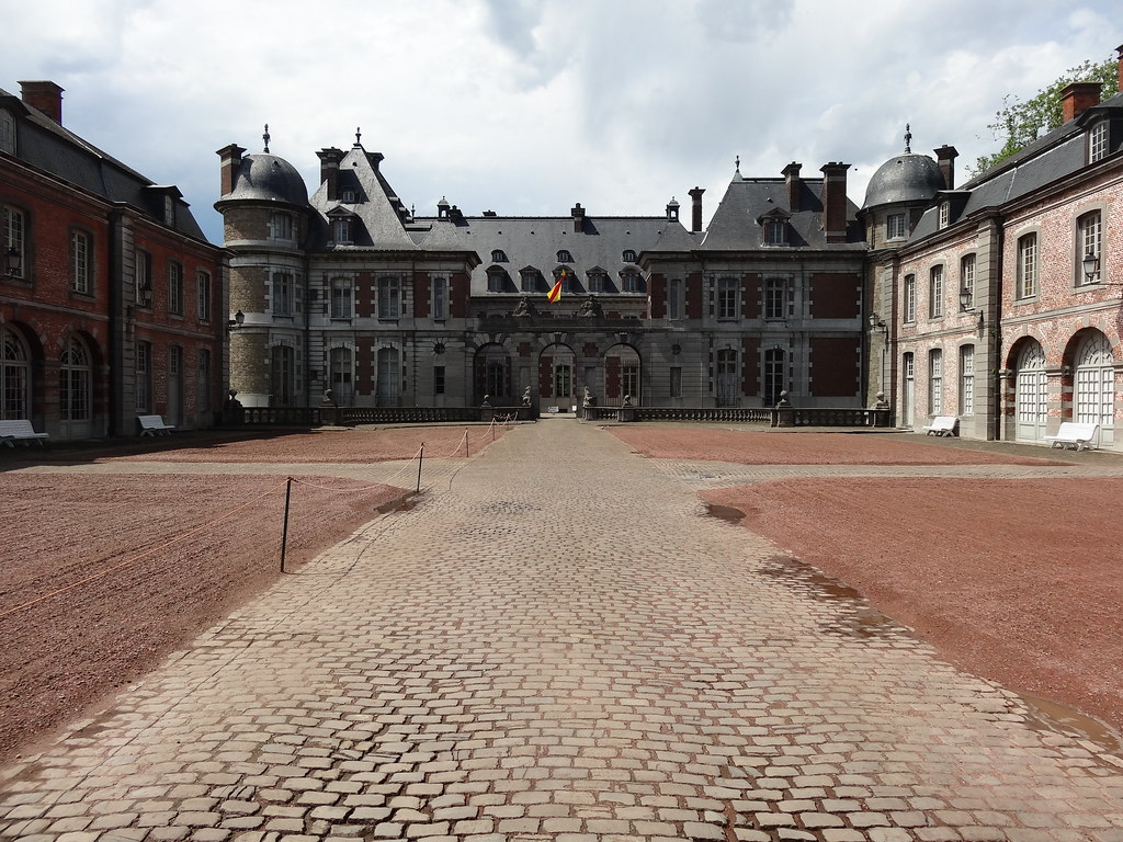 Tour Normandie 290 Chateau de Beloeil