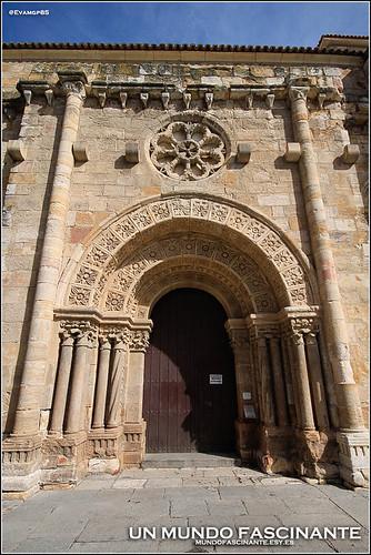 Zamora, Zamora, Iglesia de San Juan