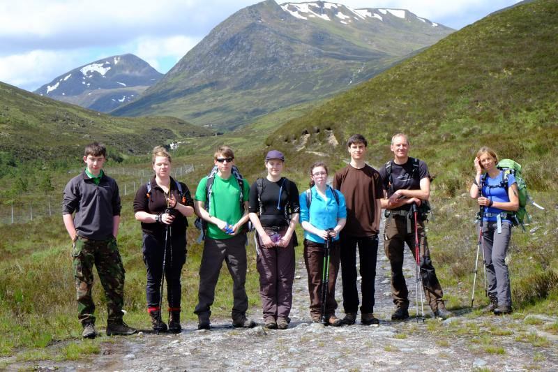 Gold DofE - Glen Affric