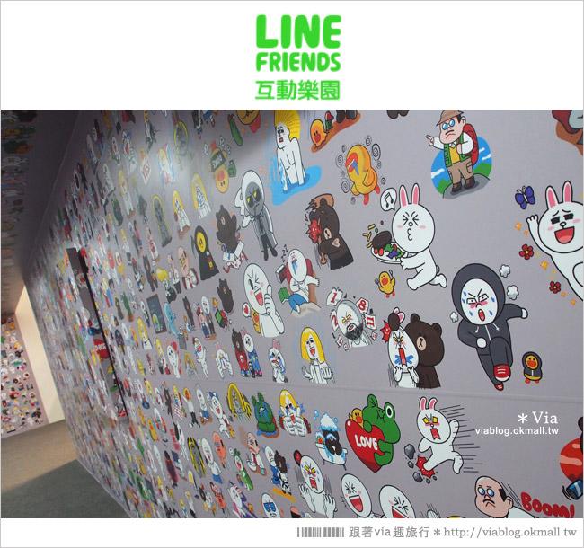 【台中line展2014】LINE台中展開幕囉!趕快來去LINE FRIENDS互動樂園玩耍去!(圖爆多)30