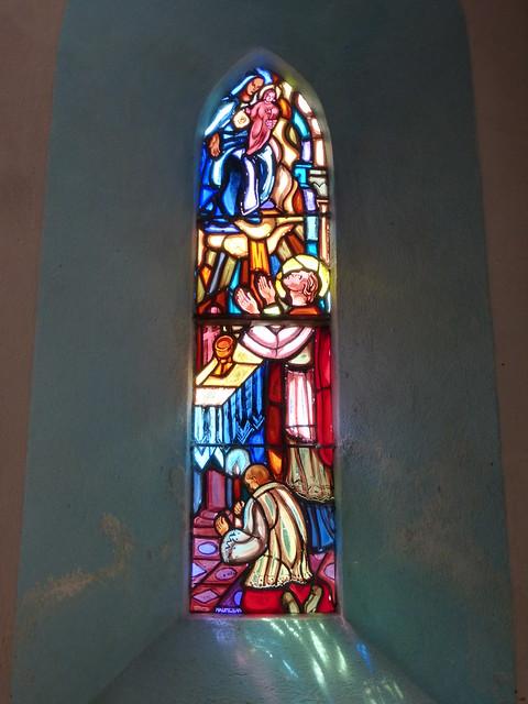 132 Mauméjean, Chapelle Notre-Dame de Consolation, Vesly