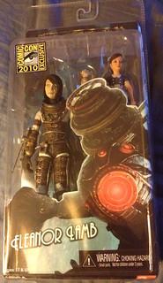 SDCC 2010 Bioshock 2 Figure