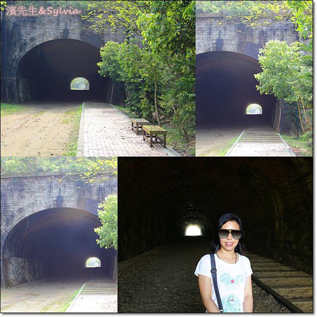 隧道口三連拍&Sylvia