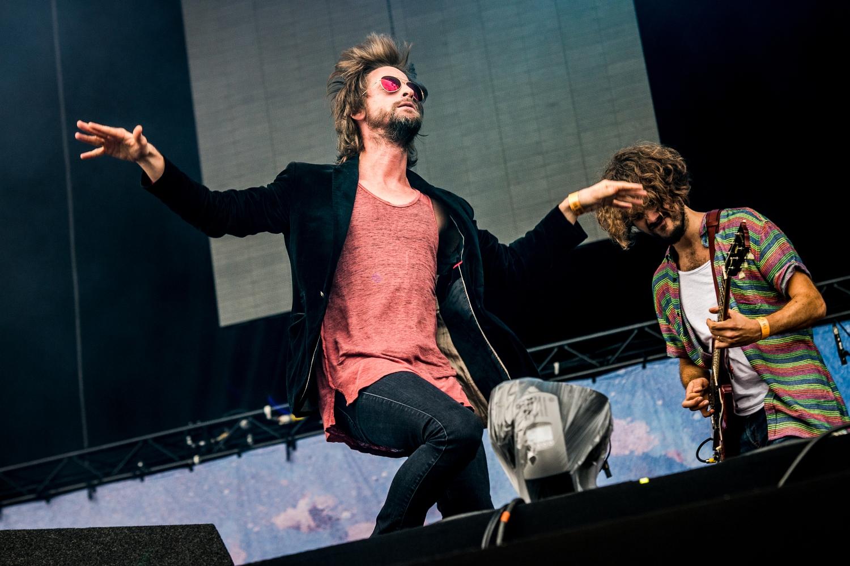 The Temperance Movement @ Rock Werchter 2014 (Jan Van den Bulck)