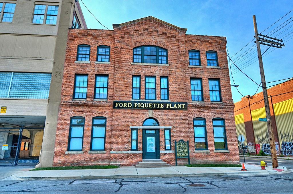 Ford Piquette St Plant