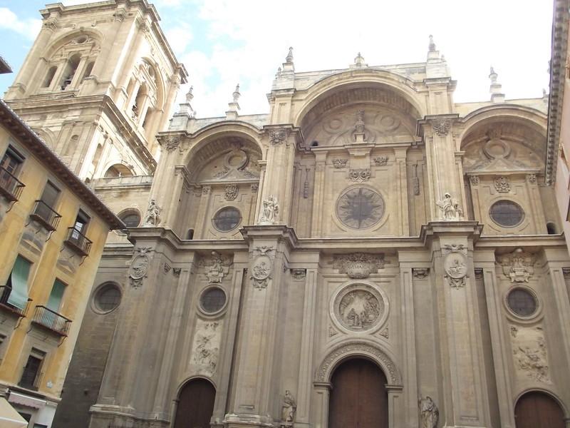 Granada Cathedral - Plaza de las Pasiegas, Granada