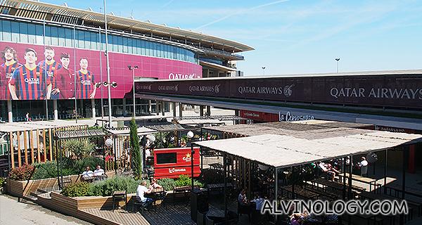 Revisiting Camp Nou
