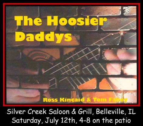 The Hoosier Daddys 7-12-14