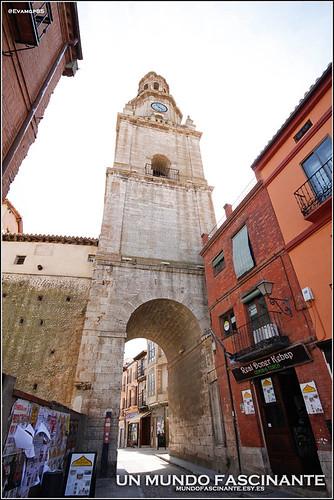 Toro, Arco del Reloj