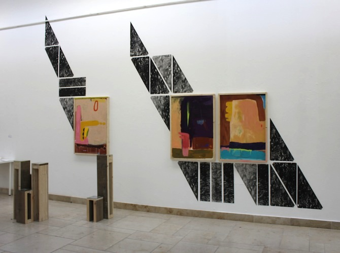 Josephine Hans_Meisterschülerausstellung_UDK_2014