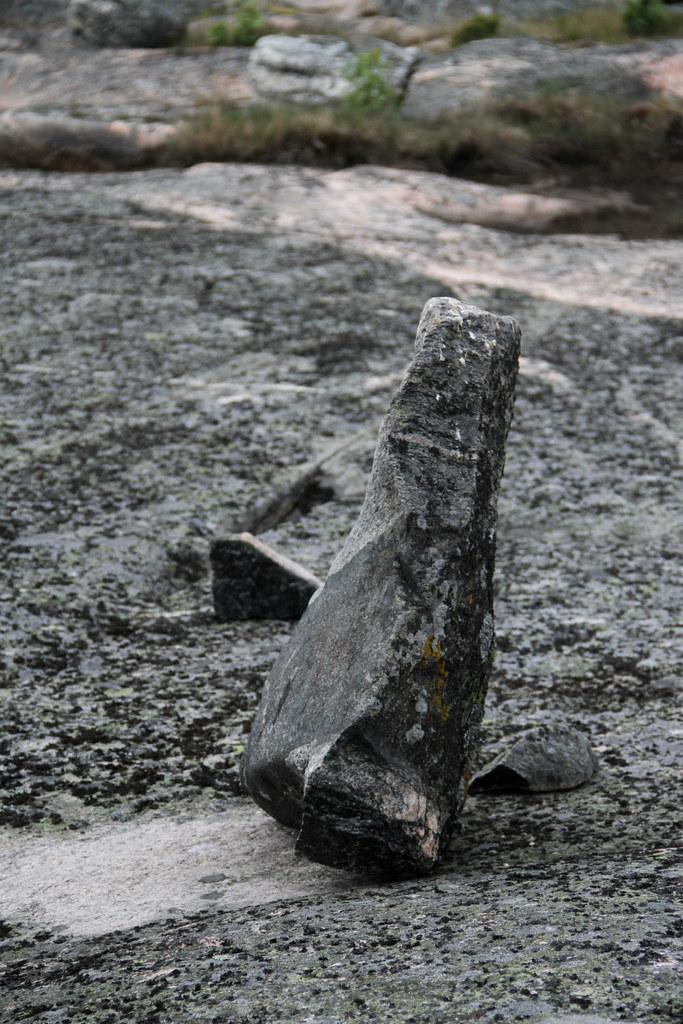 kivipystyssä