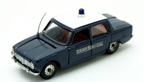 Mercury Giulia Carabinieri 4